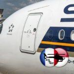 Singapore Airlines: apertura rotta Milano/Singapore con l'Airbus A350-900