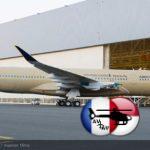 Debutta il primo Airbus A350 XWB Ultra Long Range