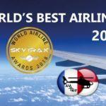 Skytrax, World Airline Awards 2018: classifica delle migliori compagnie aeree al mondo