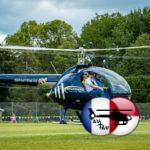 Заказ вертолета в Италии