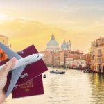 Частная авиация: полет на венецианский карнавал